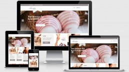 Web Design Ashford Kent | Harringtons Beauty