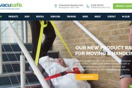 evacusafe-ashford-kent-web-design