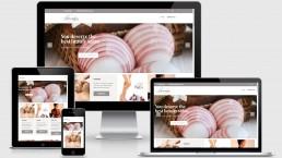 Web Design Ashford Kent | Harringtons Beauty