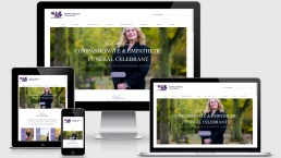 Web Design Ashford Kent | Heather Johnson Celebrant