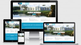 Web Design Ashford Kent | Premier Marquees